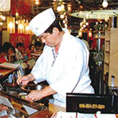 「乳酸菌生成エキス」は天然素材の保存料として、多くの店で愛用された。